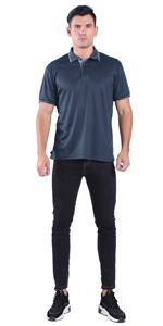 navy mens polo shirts