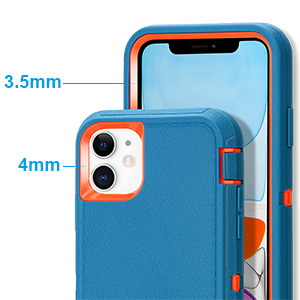 Front Screen & Camera Prtection