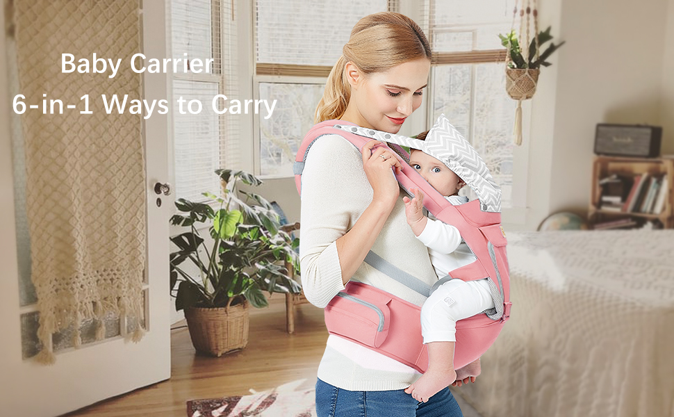 baby carrier banner