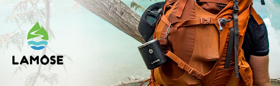 Insulated Mug outdoor camping mug