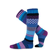 solmate knee socks for women men kids