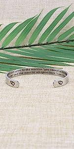 I am storm bracelet
