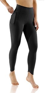 ODOODS high waist yoga leggings with side pockets