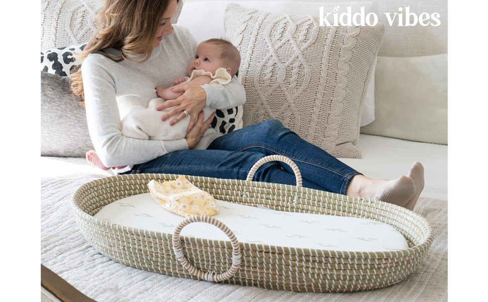 Seagrass Baby Basket