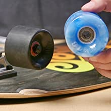 assemble replace skate wheel