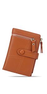 women wallet short