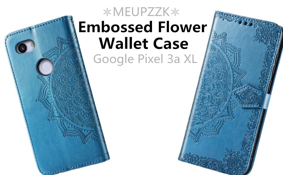 Google pixel 3a xl case wallet