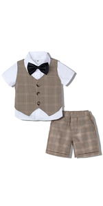 Infant Boys Wedding Suit