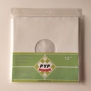 polyliner record sleeve