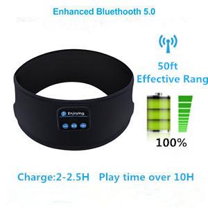 Wireless Bluetooth Sleeping Headband