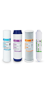 4-Stage RO Replacement Filter