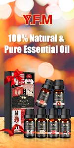 Essential Oils Christmas Set