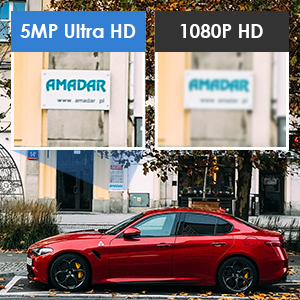 5MP Ultra HD Images