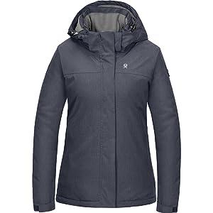 womens lightweight warm jacket