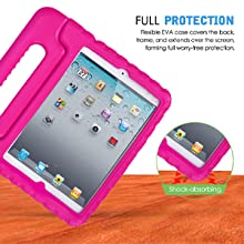 shockproof ipad mini cover shock ipad mine 2 case kids ipadmini cover case for kids ipad mini