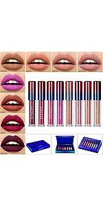 lipstick matte set gift makeup set