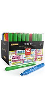 ARTZ-8560_Highlighters_Set of 60
