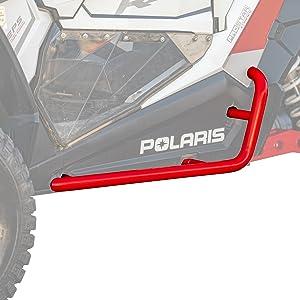Polaris RZR XP Turbo Heavy Duty Nerf Bars