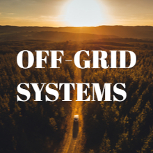 off grid applications