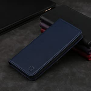 Google Pixel 3A 'Classic Series' real leather wallet case cover available in