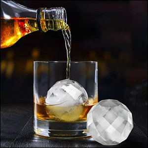 ice ball for Whisky