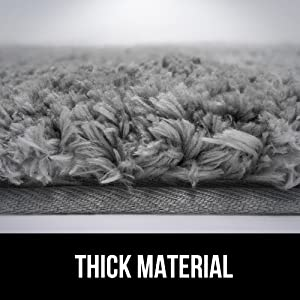 thick material