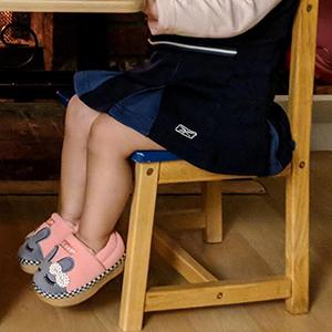girl slipper