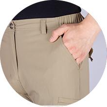 Large Slash Pockets