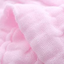 natural  muslim wash squares cotton large drool organic shower