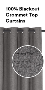linen blackout curtains for living room natural linen curtains