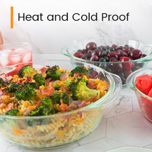 Heat and Cold Proof