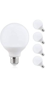 G25 LED Globe Bulb