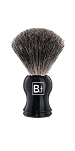 bib and tucker shaving brush