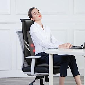 office chair massage seat cushion