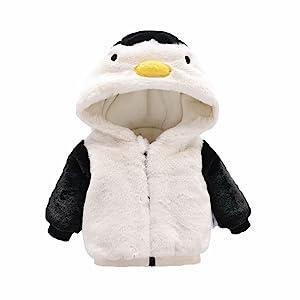 企鹅外套主图