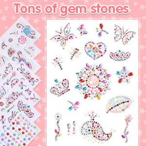 Tons of Gems Stones