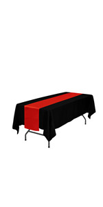 tablecloth,table runner,party,decorations,white tablecloth,viynl tablecloth,black tablecloth