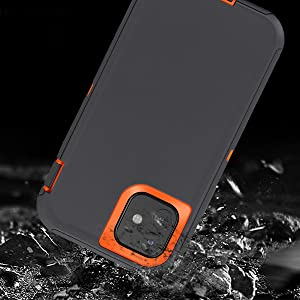 iPhone 11 heavy duty case