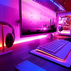 led strip for couputer