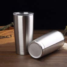 HYPOALLERGENIC 18/8 stainless steel same professional kitchens Tumblers absolutely NO BPA OR BPS