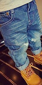 Betusline Boys Jeans
