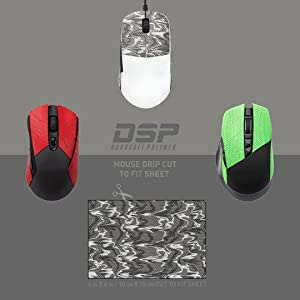 Lizard Skins Mouse Protector Grip Gaming Casual Use