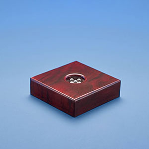 wood grain, LED, light base, wood grain base, elegant, light base