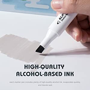 Alcohol Markers