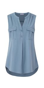 chiffon blouse for women