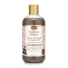 african pride moisture miracle conditioner chocolate honey