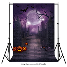 Halloween backdrops for parties