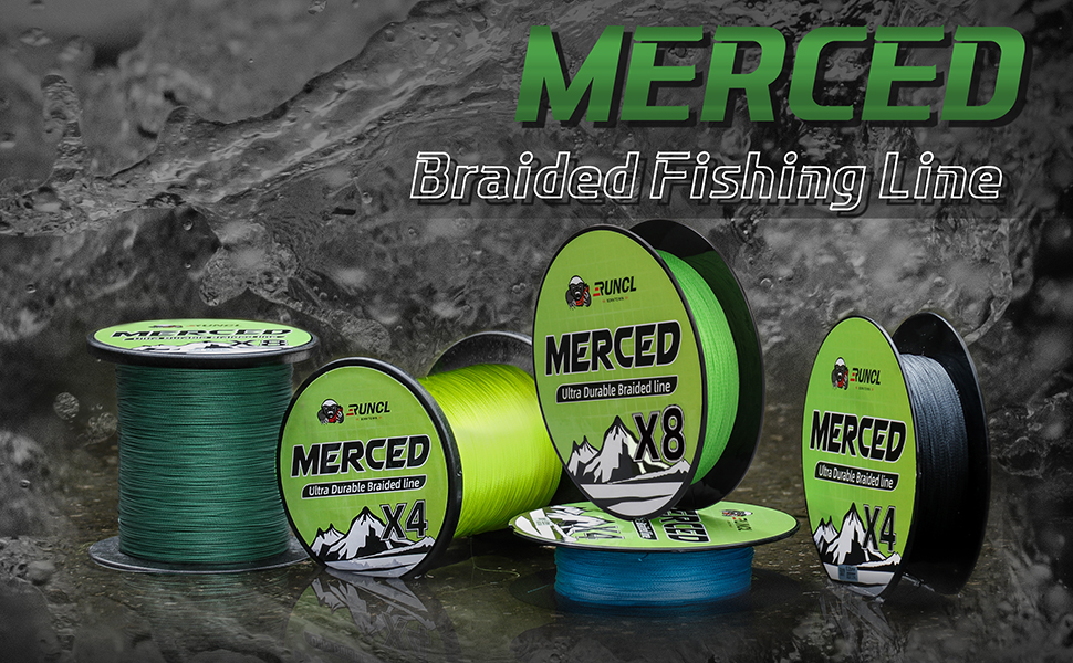 braided fishing line