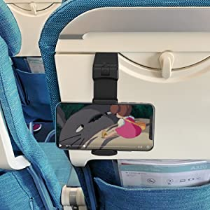 Phone Stand for Airplane Trays or High-Speed Trays