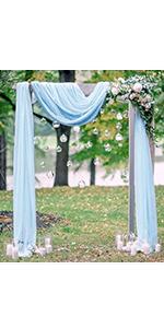 baby blue backdrop